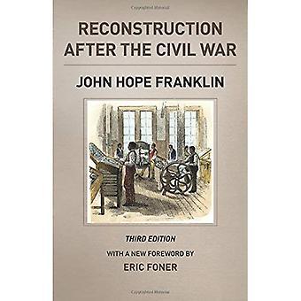 Reconstrucción tras la Guerra Civil (historia de Chicago de la civilización americana)