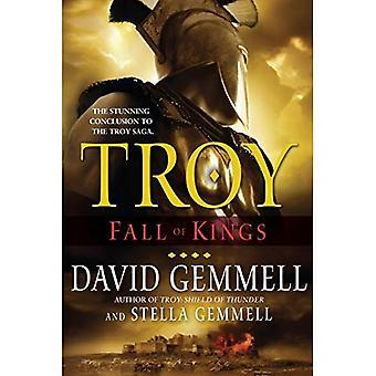 Nedgången av Kings (Troy (Ballantine Books))