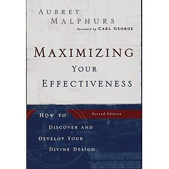 Maximera din effektivitet: Hur att upptäcka och utveckla din gudomliga Design