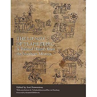 Le Lienzo de Tlapiltepec: une histoire peinte de la Mixteca Nord