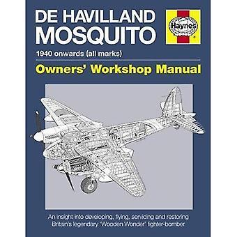 de Havilland Mosquito handleiding