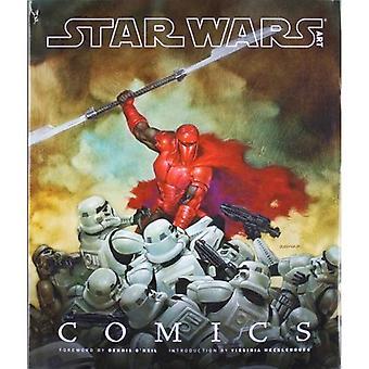 Star Wars-Kunst: Comics