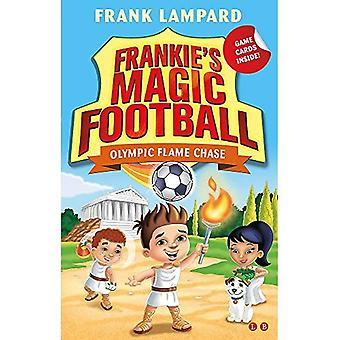 Frankie's Magic Football: Płomień olimpijski Chase: zarezerwuj 16 - Frankie's Magic Football