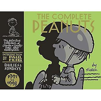 De volledige pinda's 1997-1998: Volume 24 (Complete Peanuts 24)