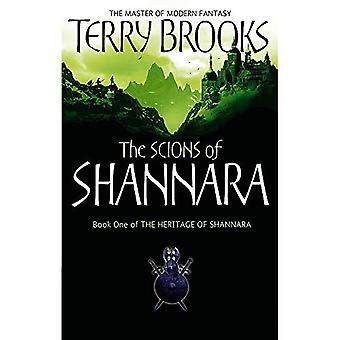 Les greffons de Shannara (héritage de Shannara)