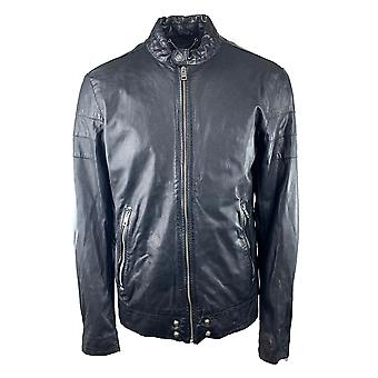 Diesel L-Tod 900 Leather Jacket