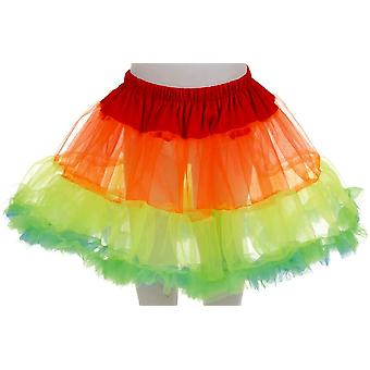 Halka Tutu dziecko Rainbow