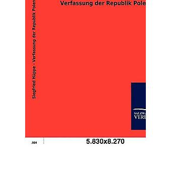 Verfassung der Republik Polen by Hppe & Siegfried
