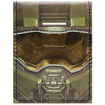 Microsoft Halo 5-Guardians Master Chief ID & kaart Bi-Fold portemonnee