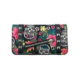 Banned Hibiscus Purse