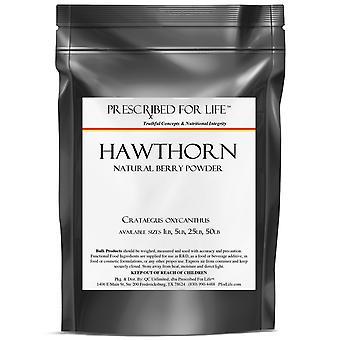 Hawthorn Berry - Natural Berry Fine Powder (Crataegus laevigata)