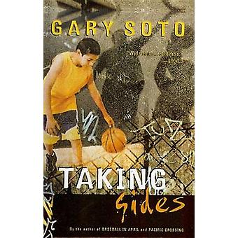 Taking Sides by Gary Soto - 9780780728288 Book