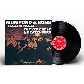 Mumford & Sons - Johannesburg EP [Vinyl] USA import