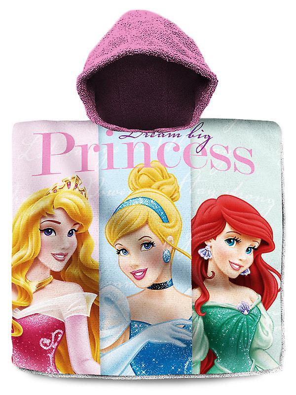 Disney Princess Hooded Towel Poncho