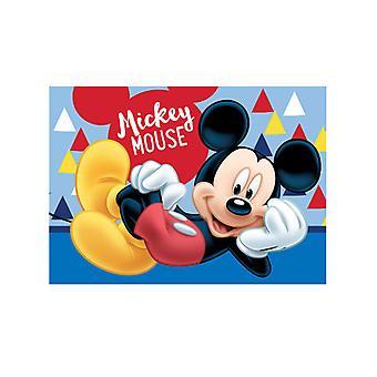 Mickey Mouse gulv måtten tæppe 40cm x 60cm