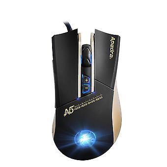 Apedra iMICE A5 USB 7 Pulsanti 3200 DPI