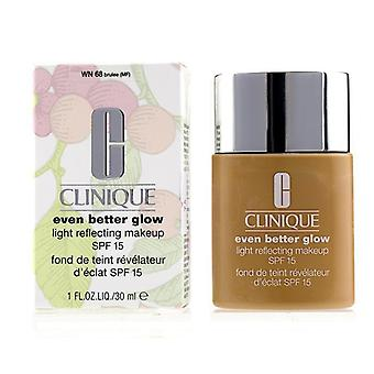 Clinique Even Better Glow Light Reflecting Makeup SPF 15 - # WN 68 Brulee 30ml/1oz