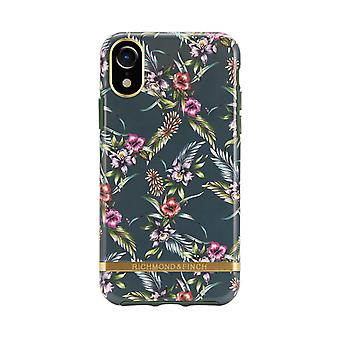 Richmond & Finch shells voor IPhone XR-Emerald Blossom