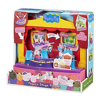 Peppa Pig's Stage Playset