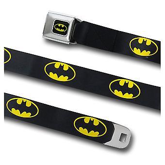 Batman symboli webbed turvavyö vyö