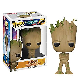 Guardians of the Galaxy Vol. 2 Adolescent Groot US Pop!