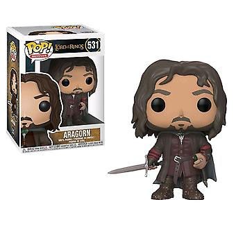 The Lord of the Rings Aragorn Pop! Vinyl