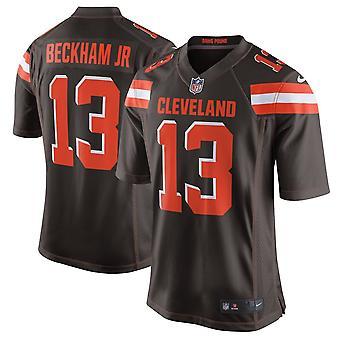 Nike Nfl Cleveland Browns Home Game Jersey - Odell Beckham Jr