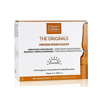 Martiderm The Originals Proteos Hydra Plus Sp Proteoglycans 10 Ampoules