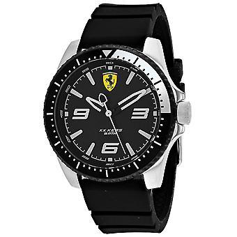 Ferrari Men's XX Kers Black Dial Watch - 830464