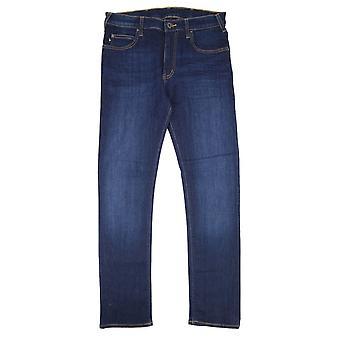 Emporio Armani Armani Jeans J45 Denim Jeans Denim Blue 0941