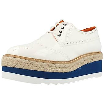Jeffrey Campbell Chaussures Casual Eternal Color Blanc