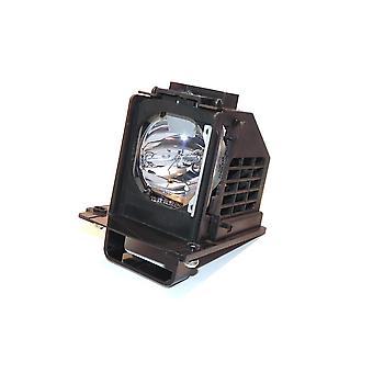 Premium Power TV-lampe med OEM pære kompatibel med Mitsubishi 915B441001