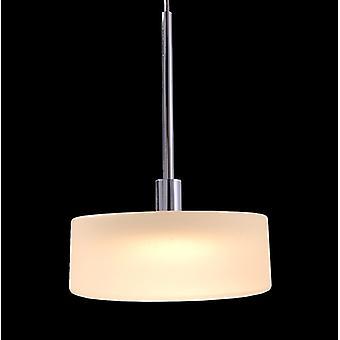 LED pendellampa Raphaelle 6W 3000K dimbar dia. 88mm akryl