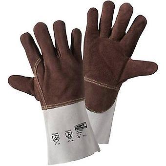 تقسيم الجلد واقية من الحرارة حجم القفازات (قفازات): Unisize EN 388، EN 407 CAT III L + D العمل SABATO 1806 1 زوج
