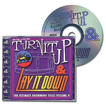 Turn It Up & Lay It Down 4: Baby Steps to Giant - Turn It Up & Lay It Down 4: Baby Steps to Giant [CD] USA import
