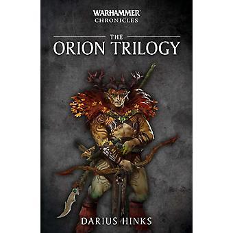 Orion Trilogy by Darius Hinks