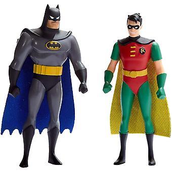 Action Figures - BTAS - Batman & Robin 5.5