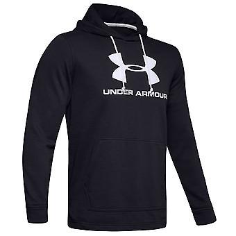 Under Armour Herren Sportstyle Logo Feuchtigkeit Wicking Französisch Terry Hoodie