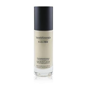 Bareminerals Barepro Performance Wear Liquid Foundation Spf20 - # 02 Elfenben - 30ml/1oz
