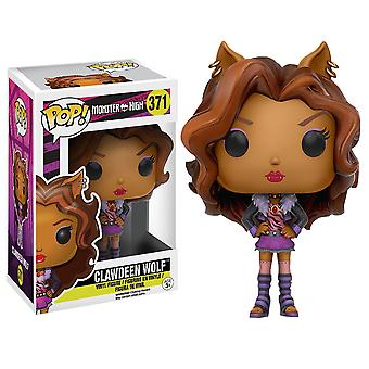 Monster High Clawdeen Wolf Pop! Vinyl