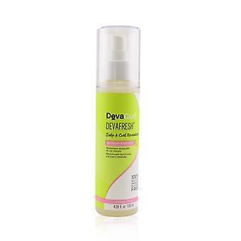 DevaCurl DevaFresh (Scalp & Curl Revitalizer - Refresh & Extend) 130ml/4.39oz