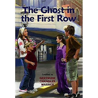 The Ghost in the First Row (Boxcar Children)