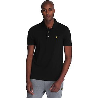 Lyle & Scott Poolopaita Musta 49