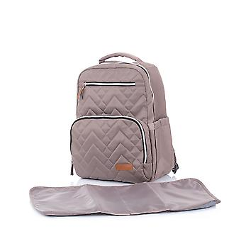 Chipolino stroller backpack, changing bag adjustable carrier wrapping pad