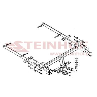 Steinhof Tow Bars And Hitches for E-CLASS Convertible 2010 to 2017