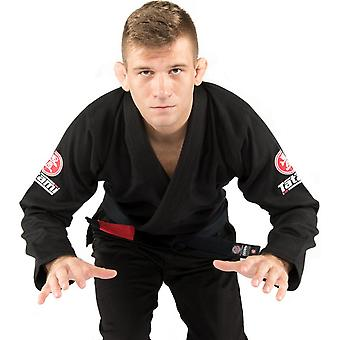 Tatami Fightwear Nova Minimo 2.0 BJJ Gi - musta