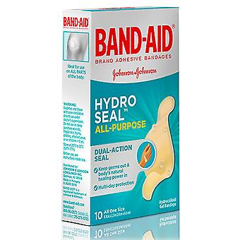 Band-aid hydro seal bandages, all purpose, one size, 10 ea