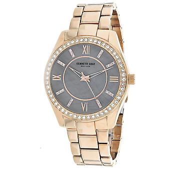 Kenneth Cole Women's Classic Grey Dial Watch - KC50739001