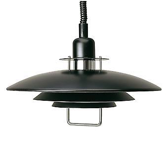 BELID Primus II 430mm stijgen en dalen van de hanger licht zwart