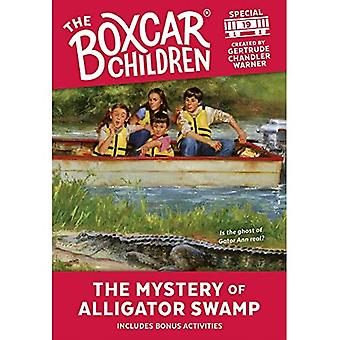A Mystery of Alligator mocsár (Boxcar gyermekek Special)
